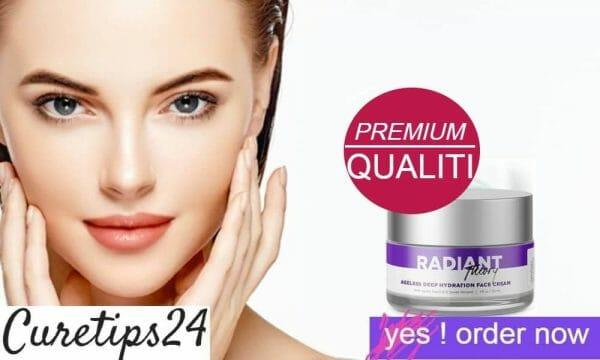 Radiant theory skin cream