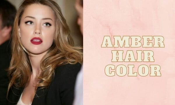 Amber Hair Color