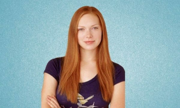 Laura Prepon Hair Color