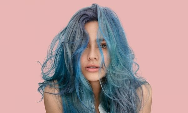 Turquoise Hair Color