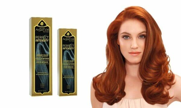argan oil hair color reviews
