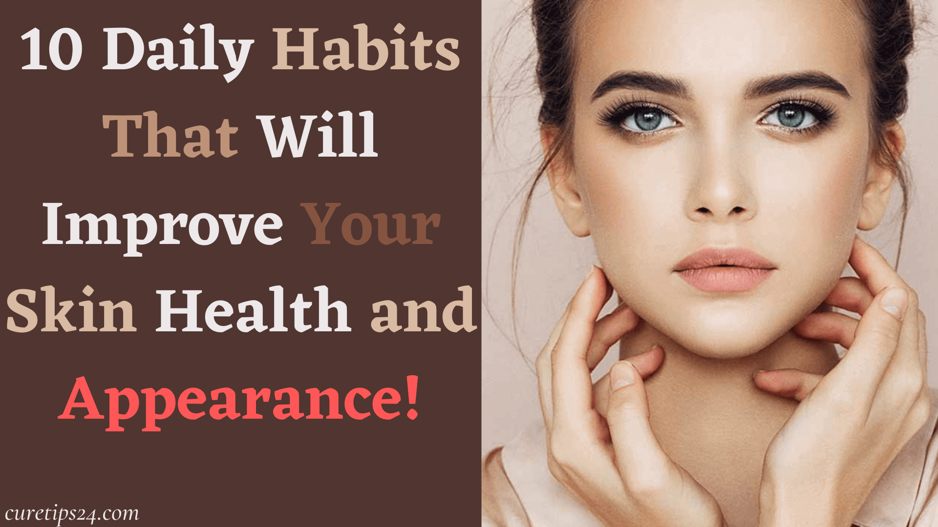 Daily Habits That Will Improve Your Skin Health