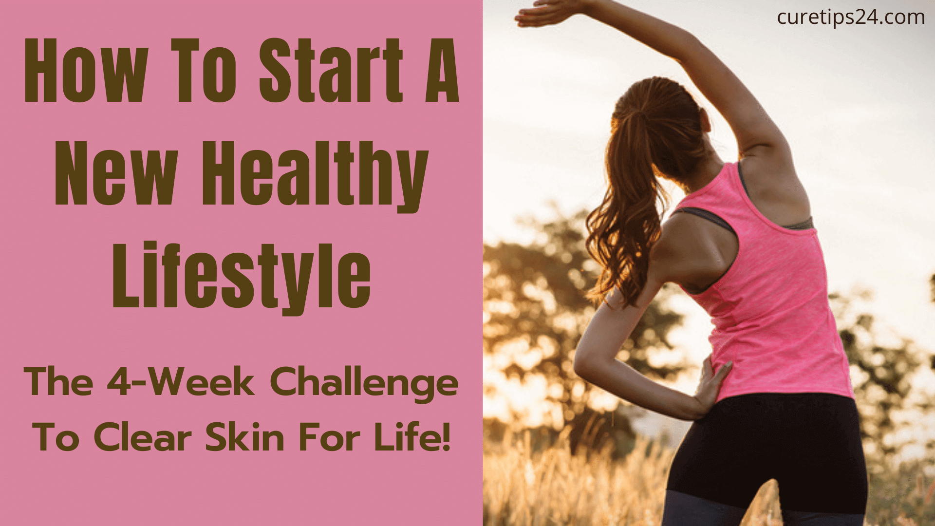 How To Start A New Healthy Lifestyle